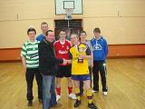 Le Cheile 5 A Side Football Winners