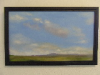 Lough an Lea to Cooley - Patrick Morris - Oil on canvas